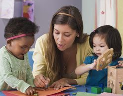 Day care in Burlington available, register today
